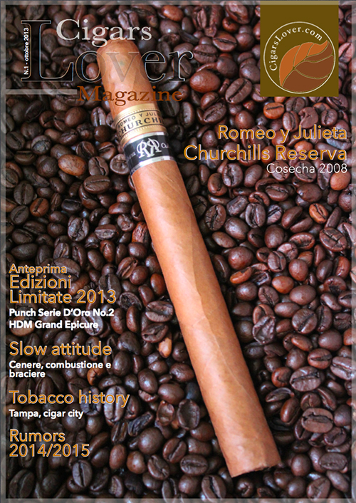 CigarsLover Magazine No.1