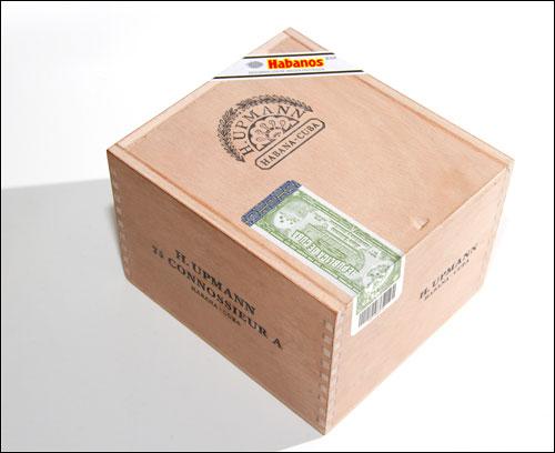 H.Upmann-Connossieur-Box