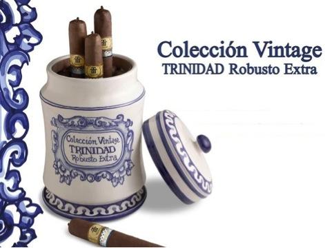 Trinidad Robusto Extra Collecion Vintage