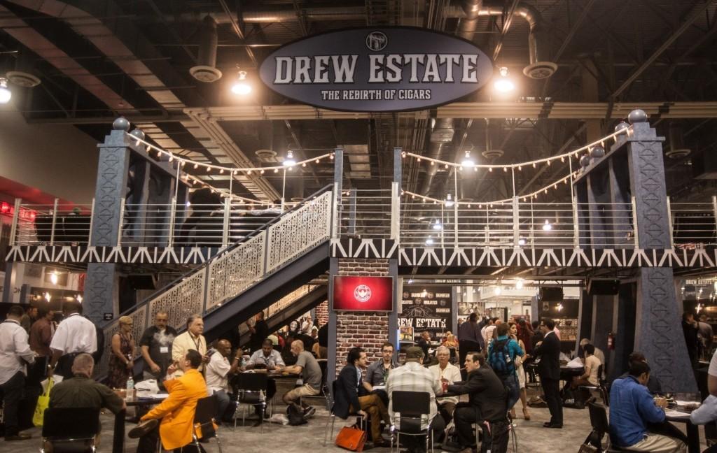 Drew-Estate-IPCPR-2014