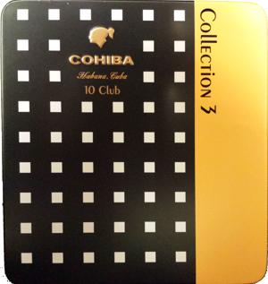 cohiba collection 3 club