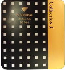 cohiba collection 3 mini