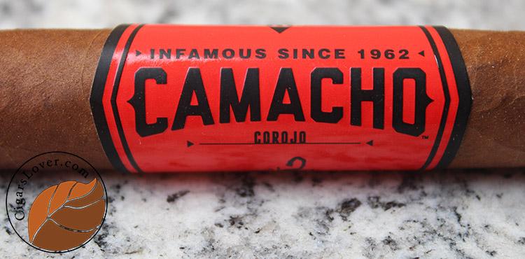 Camacho corojo toro_3