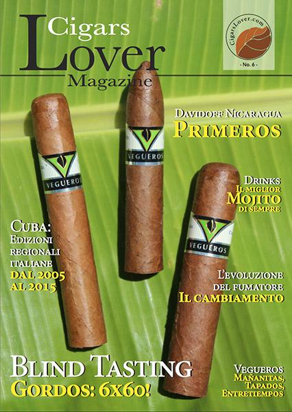 CigarsLover Magazine No.6