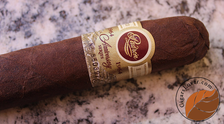 Padron anniversary series 1964 Imperial_4