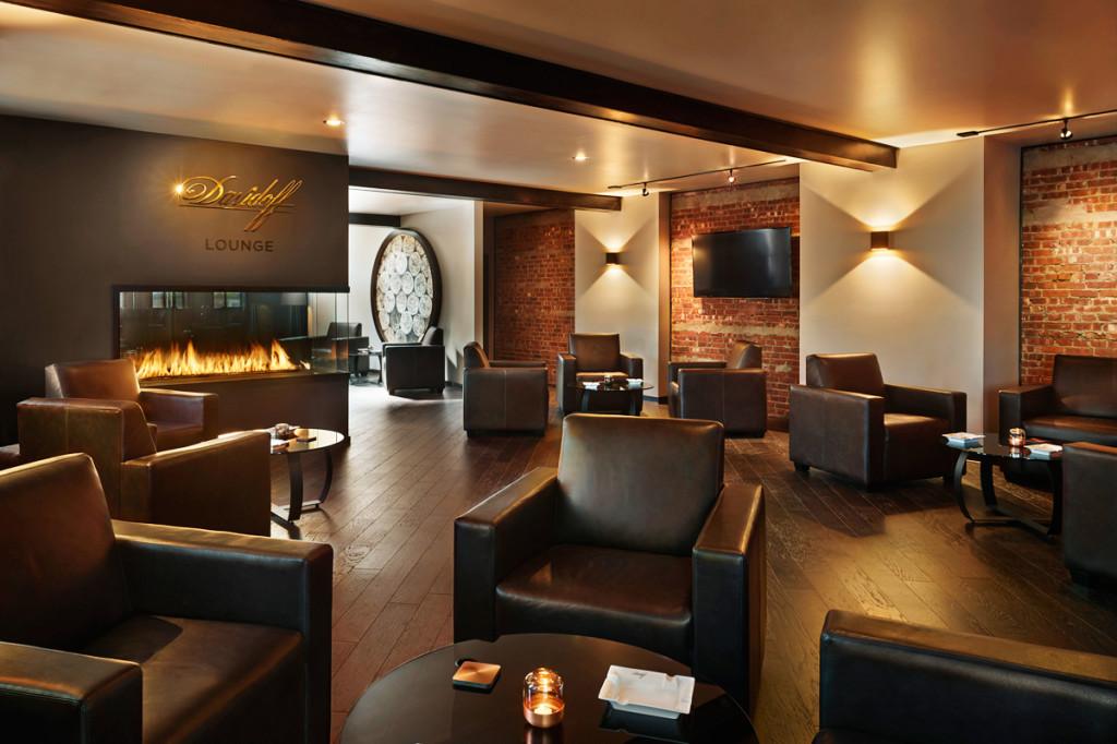 Davidoff Lounge 1