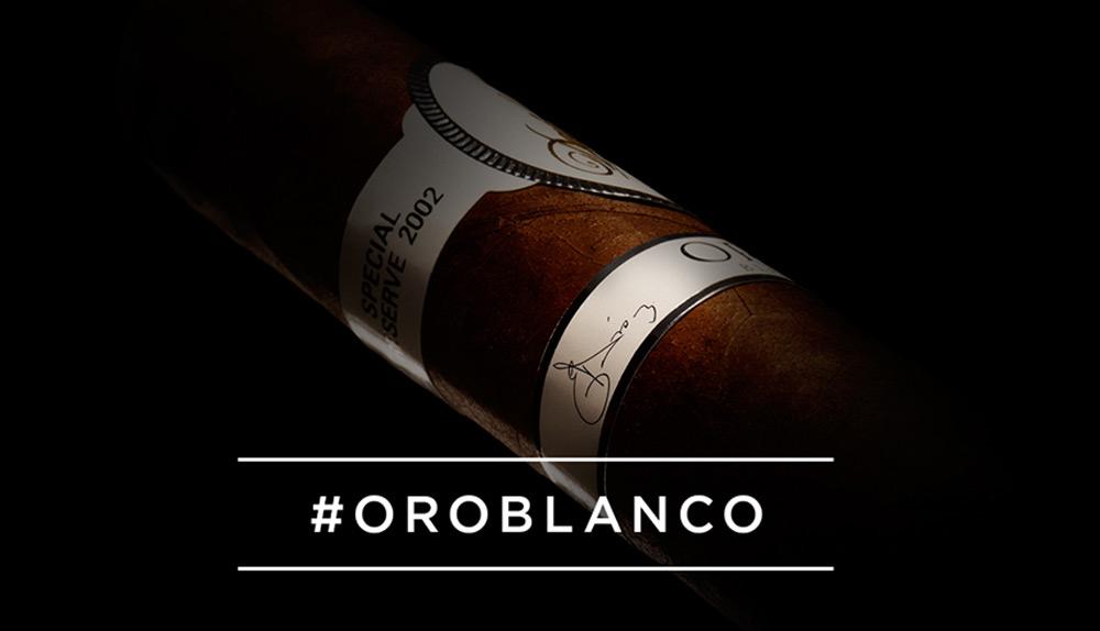Oro Blanco - First Vintage Smoke From Davidoff