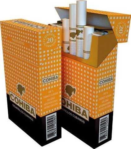 Cohiba Cigarettes 1
