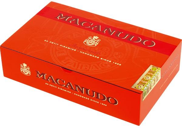 Macanudo-Inspirado-PetitPiramides-cigar 2