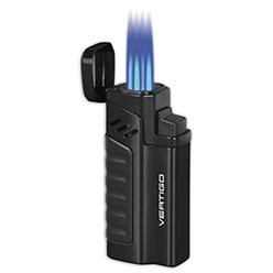Renegade Lighter black open lit copy