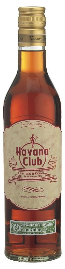 Havana Club Hunters e Frankau 225 Aniversario
