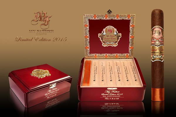 My Father Limited Edition 2015 box