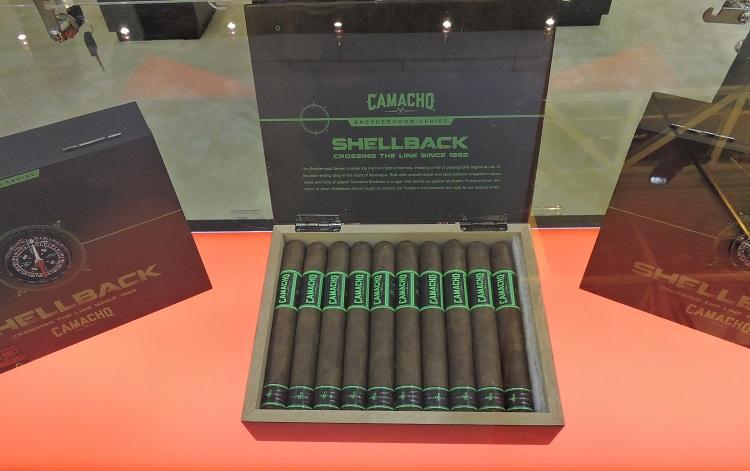 Camacho Shellback 3