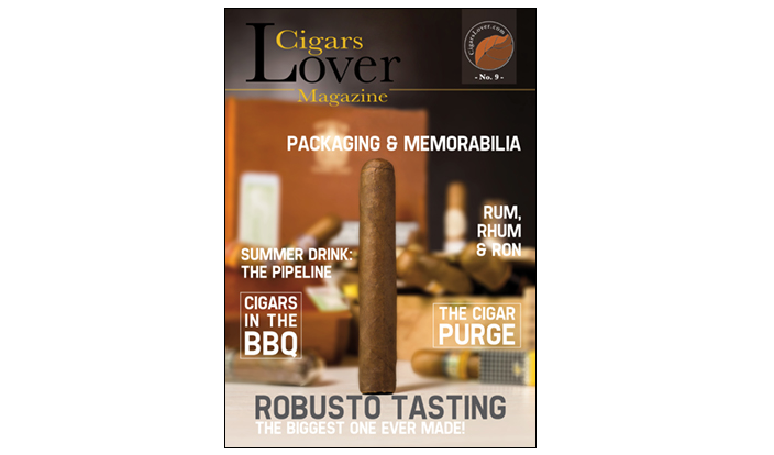 CigarsLover Mag 9