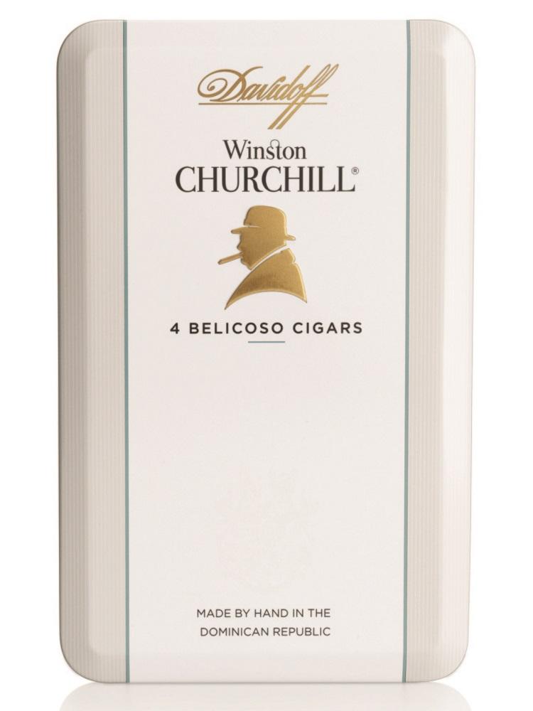 Davidoff Winston Churchill Belicoso latta