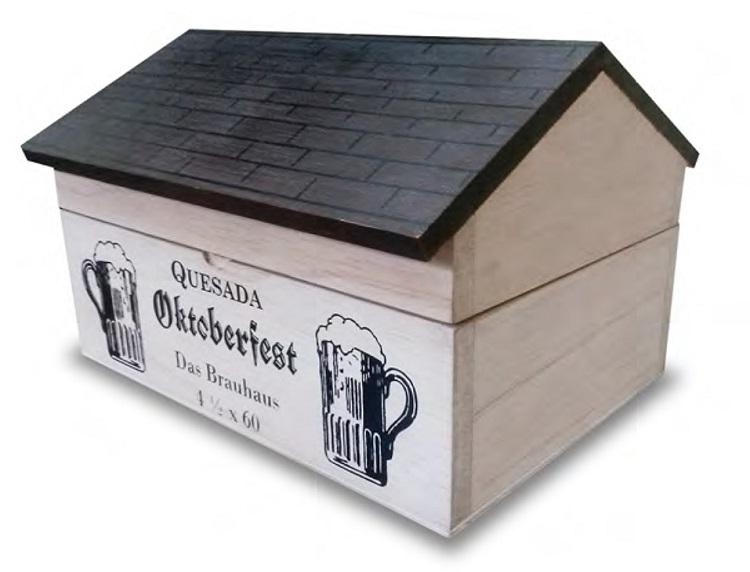 Quesada Oktoberfest 2015 box
