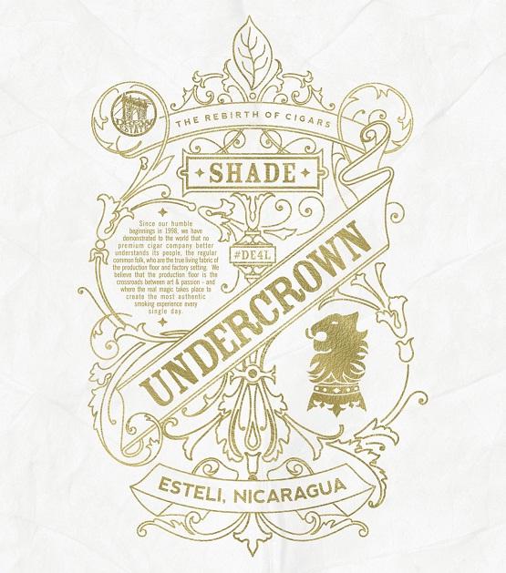 drew estate undercrown shade logo