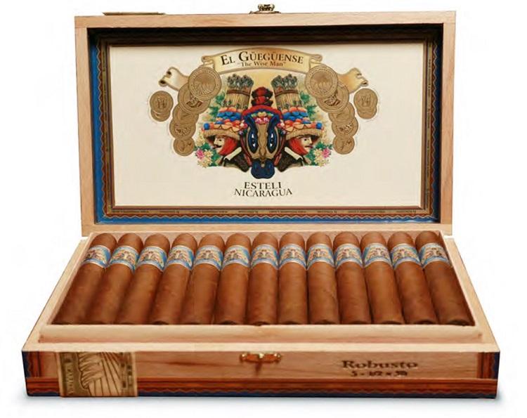 Foundation Cigar El Gueguense 5