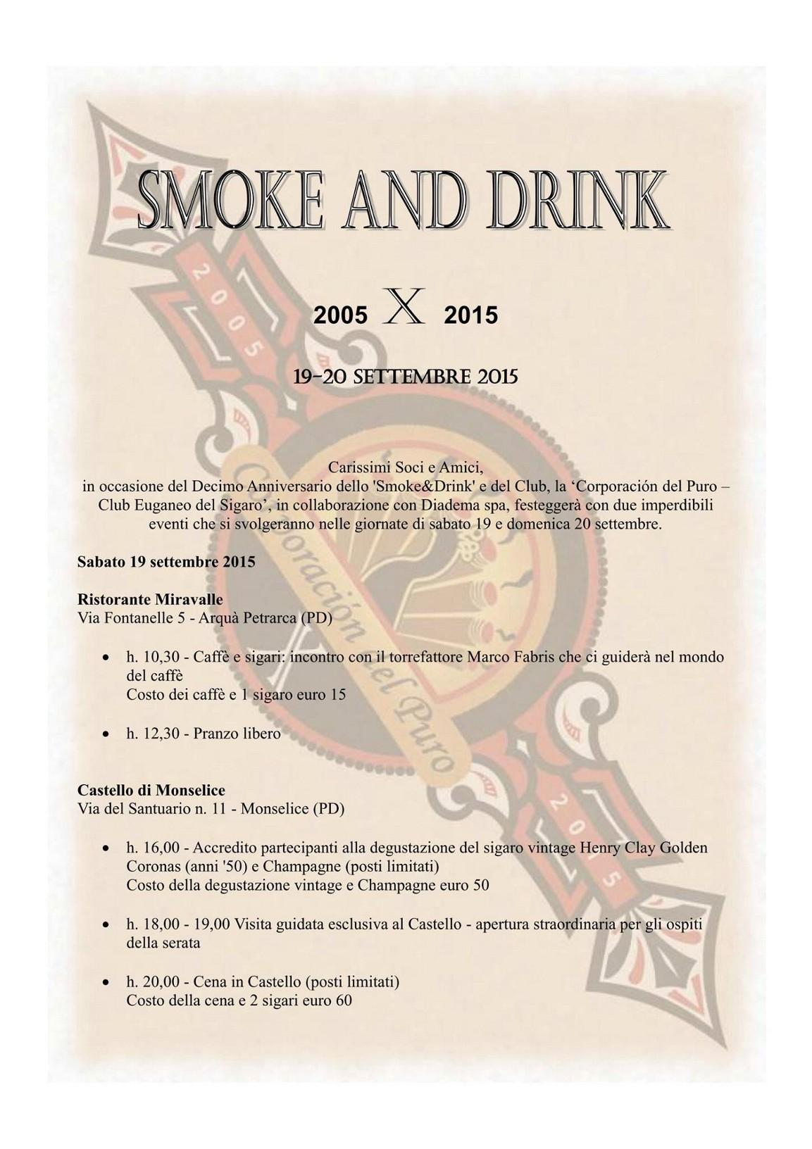 Smoke & Drink 1