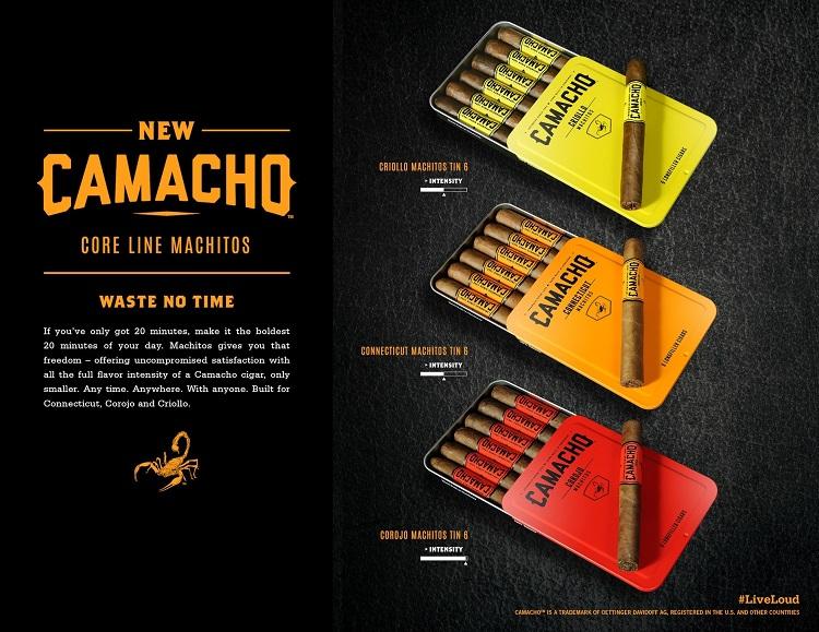 Camacho Machitos Tin2