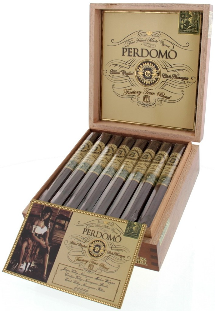 Perdomo Factory Tour Blend Box3