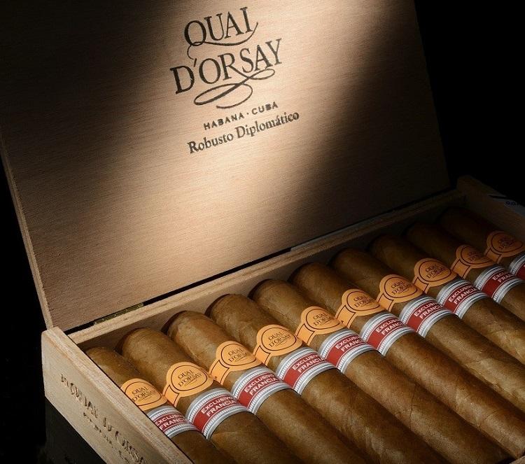 Quai d Orsay Robusto Diplomatico ER2015 box2