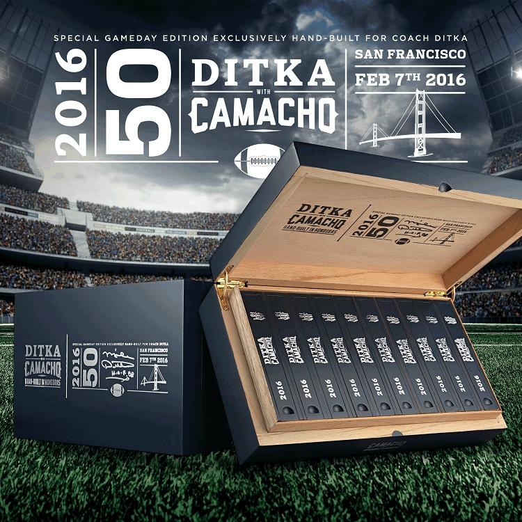 Camacho Dikta Special Edition GameDay 2016
