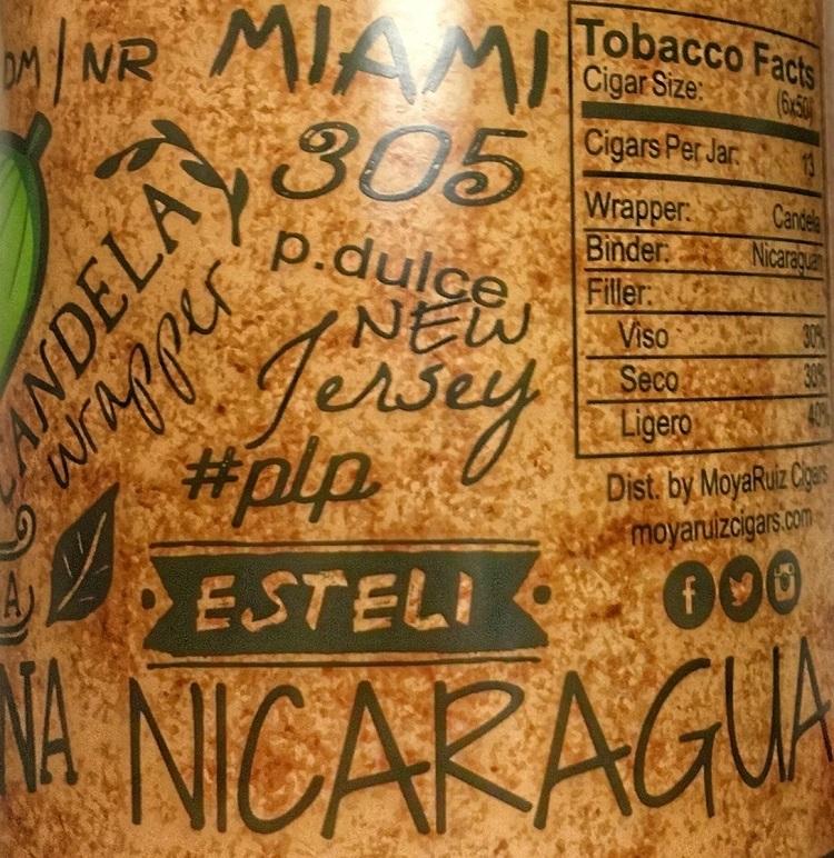 MoyaRuiz Pickle Juice label