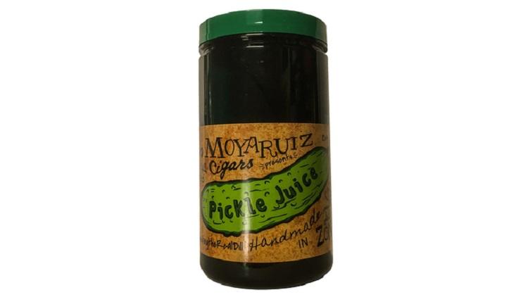 MoyaRuiz Pickle Juice vaso