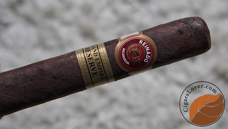 Reinado Cigars Grand Empire Reserve Elegidos copy