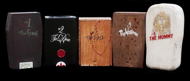 Tatuaje Monster boxs