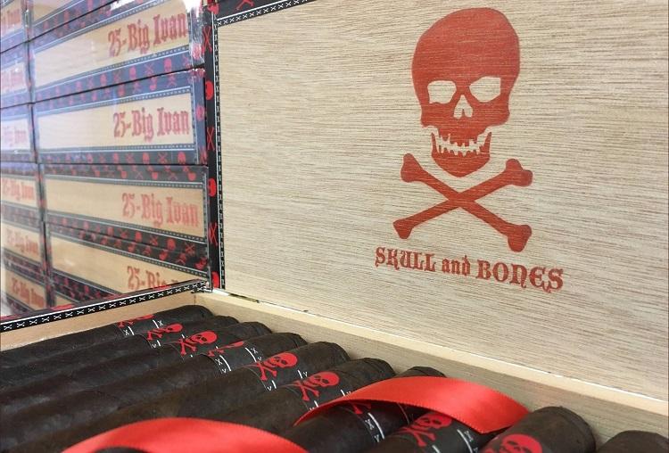Viaje Skull and Bones Red-Big Ivan 2015