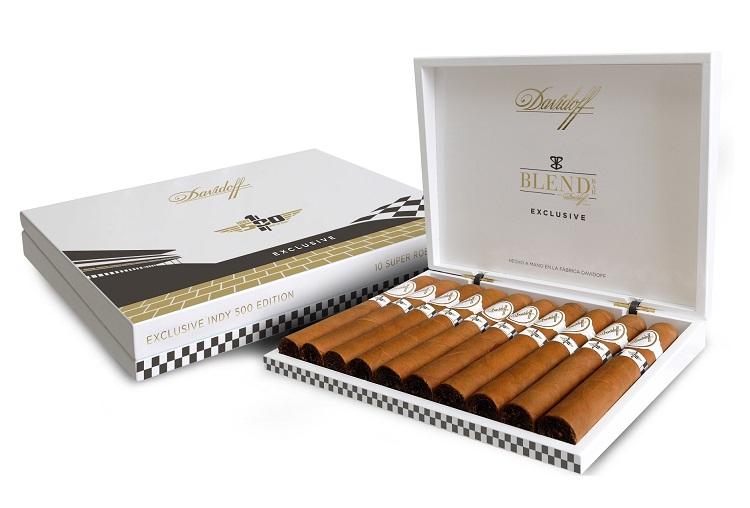 Davidoff Exclusive Indy 500 Edition box