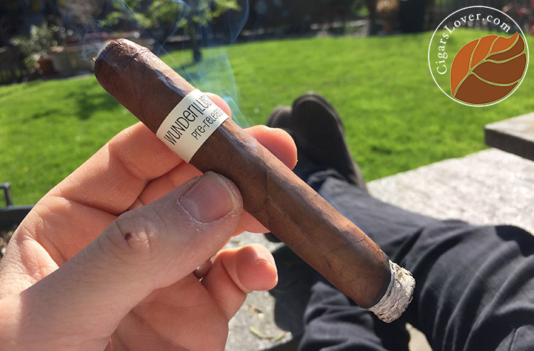 RoMa Craft WunderLust Pre-Release Robusto