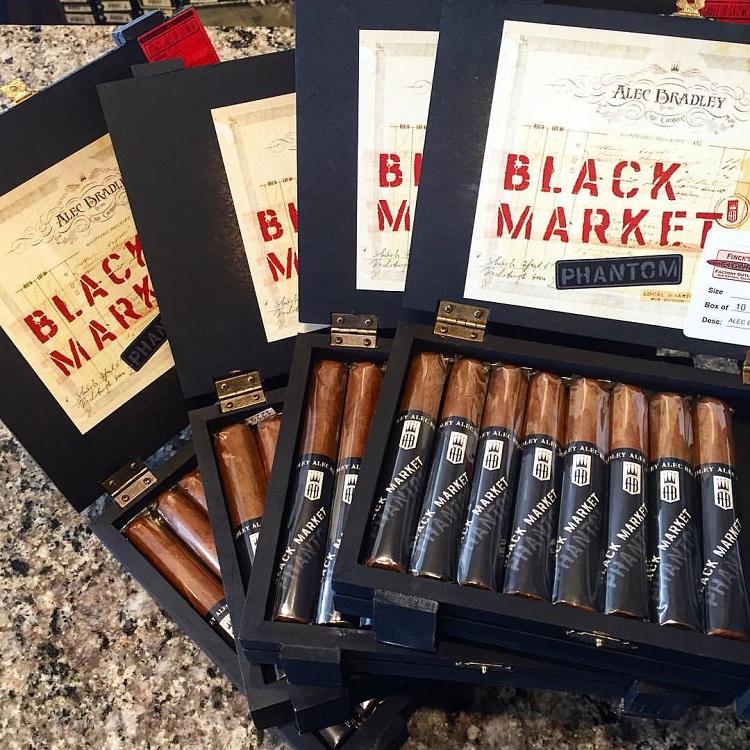 Alec Bradley Black Market Phantom Box