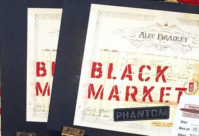Alec Bradley Black Market Phantom
