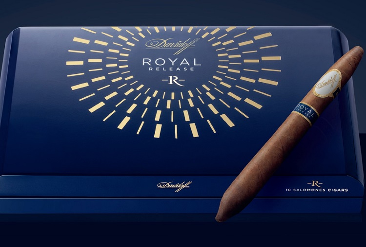Davidoff Royal Release box