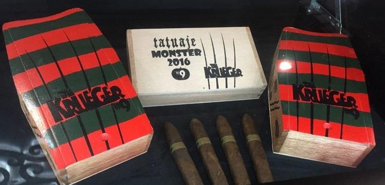 Tatuaje Krueger box