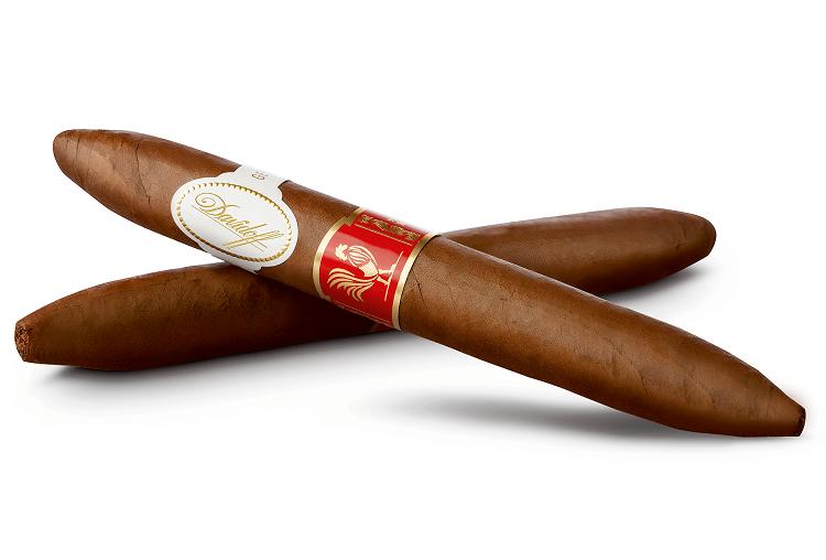 Davidoff anno del gallo el 2017 cigars