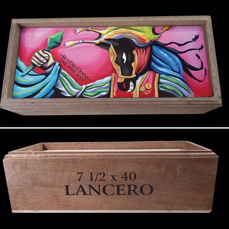 El Gueguense Lancero box