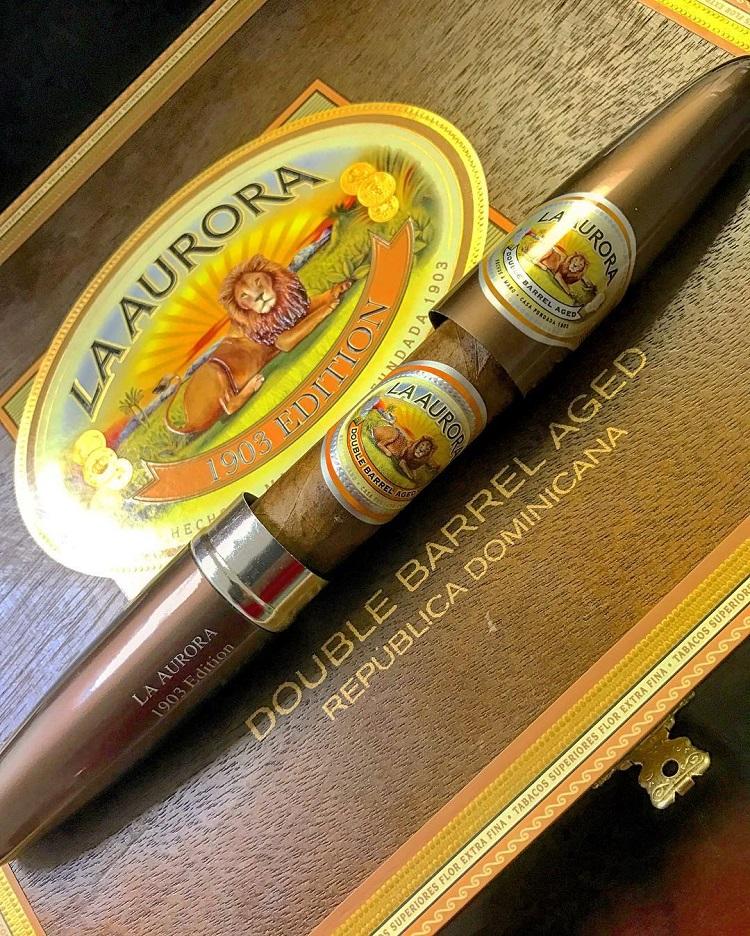 La Aurora Preferidos 1903 Edition Double Barrel Aged