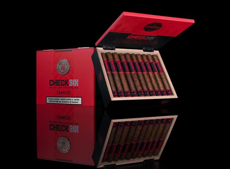 Camacho Check Six box