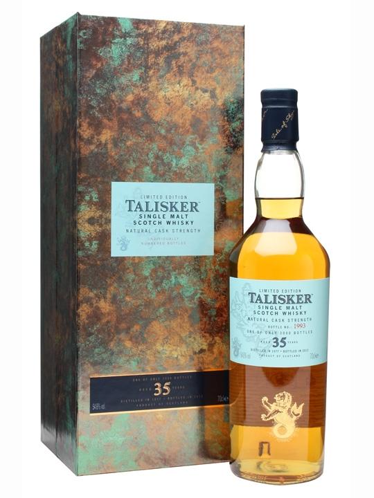 talisker 35