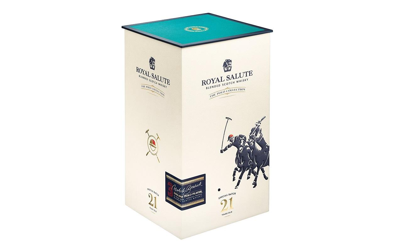 Royal Salute 21 Polo Edition