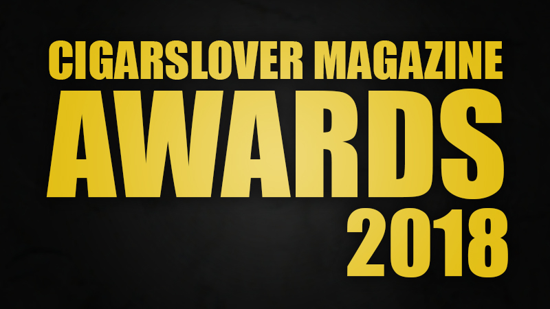 CigarsLover Magazine Awards 2018