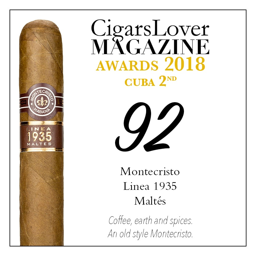 CigarsLover Magazine Awards 2018 Cuba