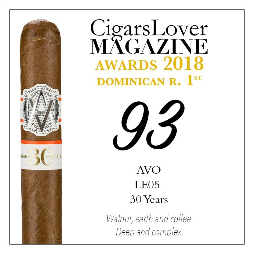 CigarsLover Magazine Awards 2018 Republbica Dominicana