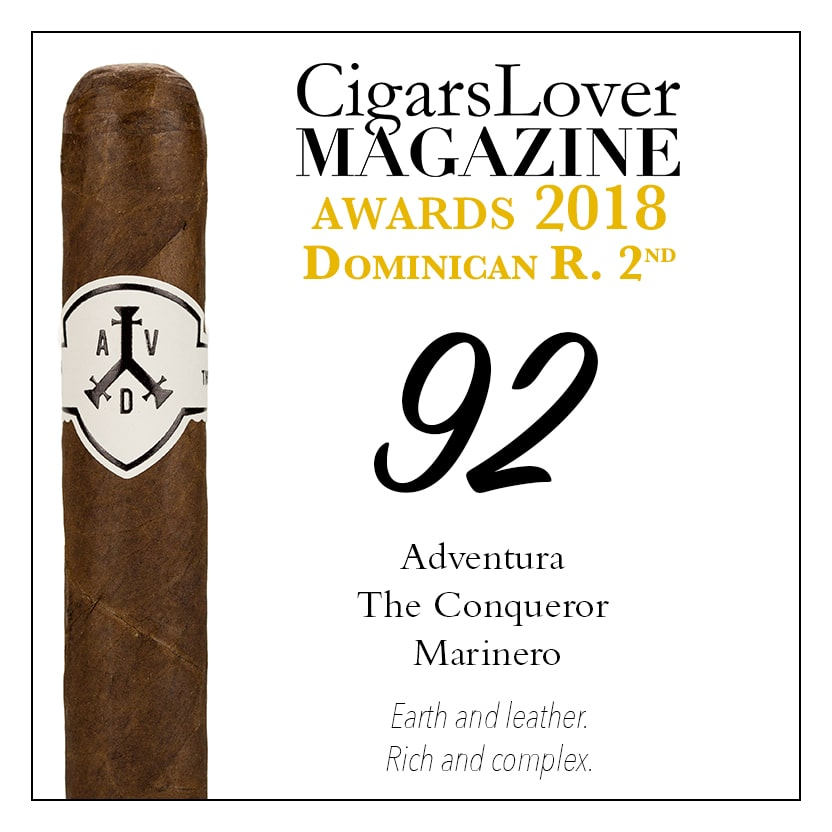 CigarsLover Magazine Awards 2018 Dominican Republic