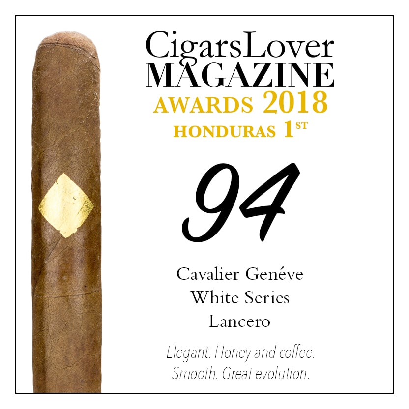 CigarsLover Magazine Awards 2018 Honduras