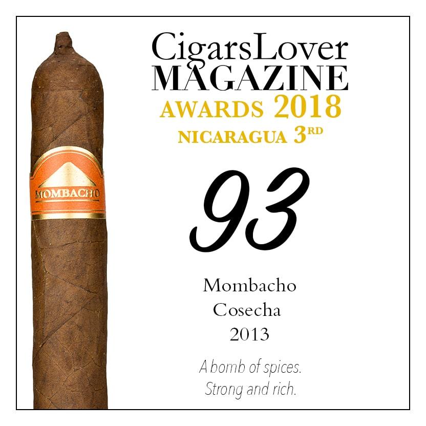 CigarsLover Magazine Awards 2018 Nicaragua